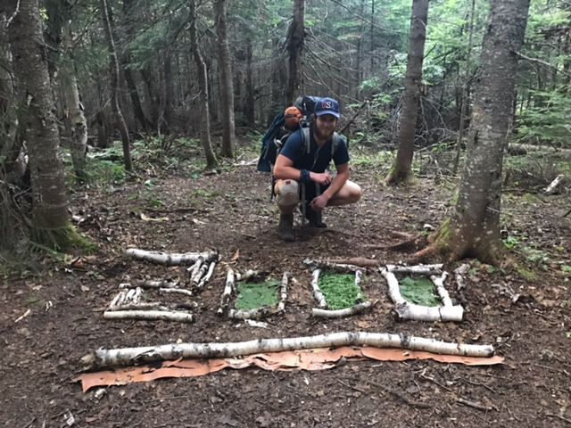 Roswell High School Alumni Sauer And Morelli Complete Hike Through