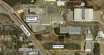 Campus Map Georgia Tech.Georgia Tech Pitches 63 Million Plan To Buy Renovate Lockheed