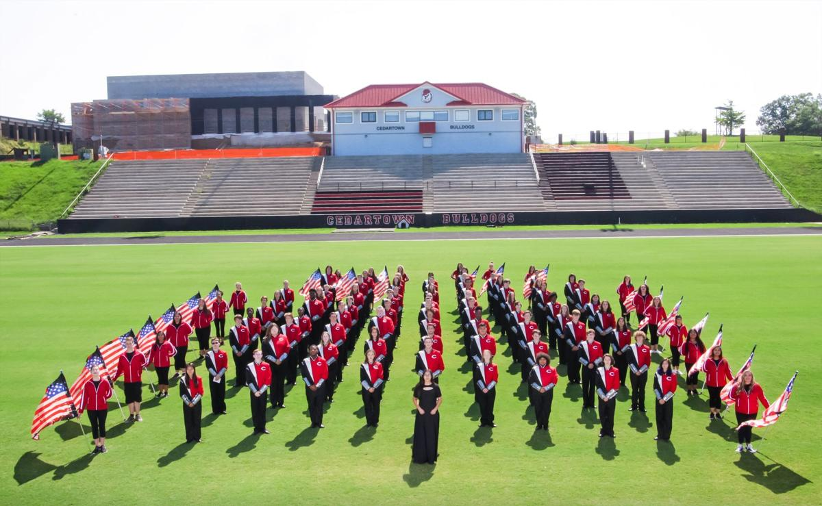 Cedartown Marching Band 2019