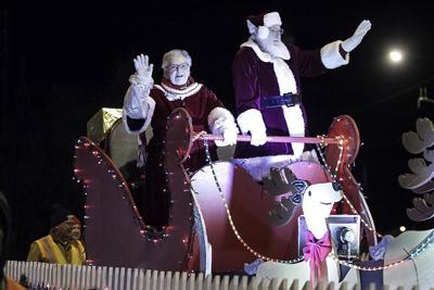 Rome Christmas Parade