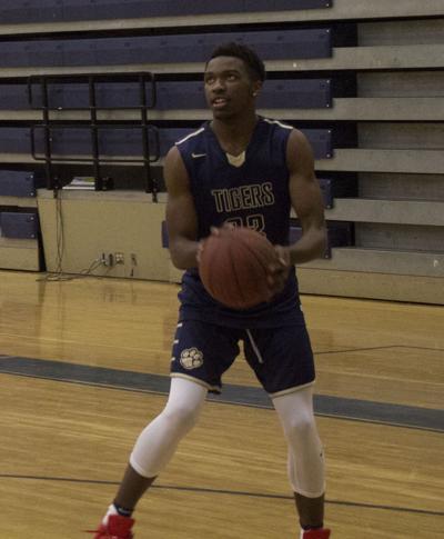 Douglas County basketball Rickey Clark