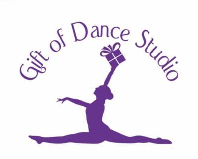 Gift of Dance Studio logo