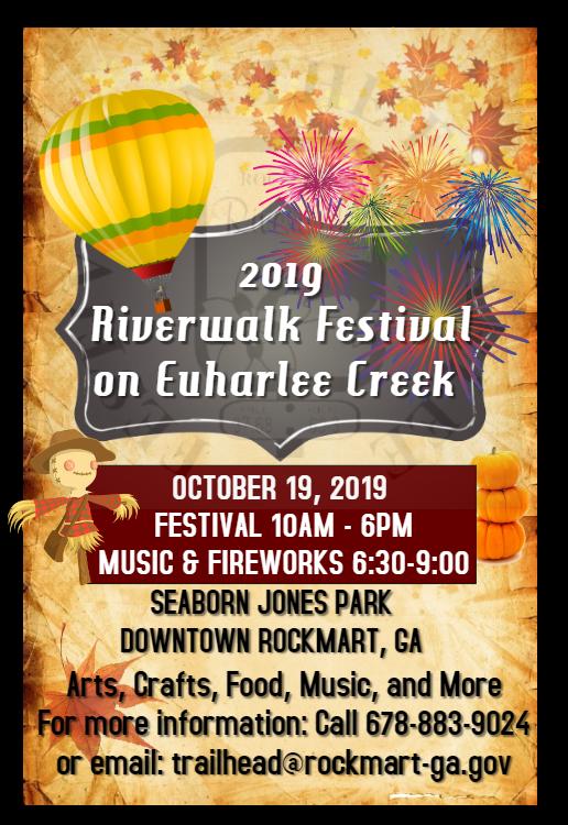 Riverwalk Festival 2019