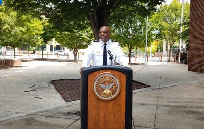 Deputy Chief Charles Hampton