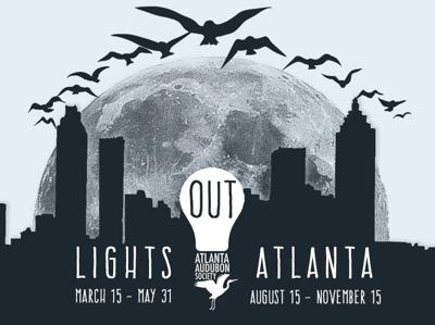 Lights Out Atlanta logo