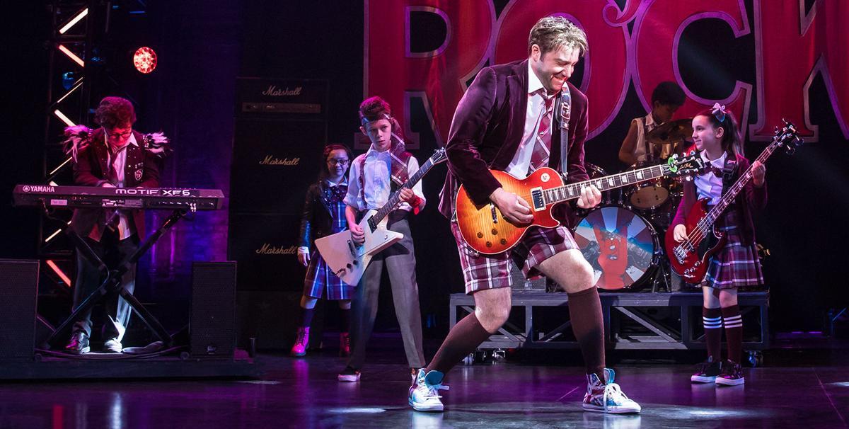 School of Rock 1 Merritt David Janes
