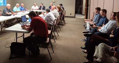 Development Authority meeting