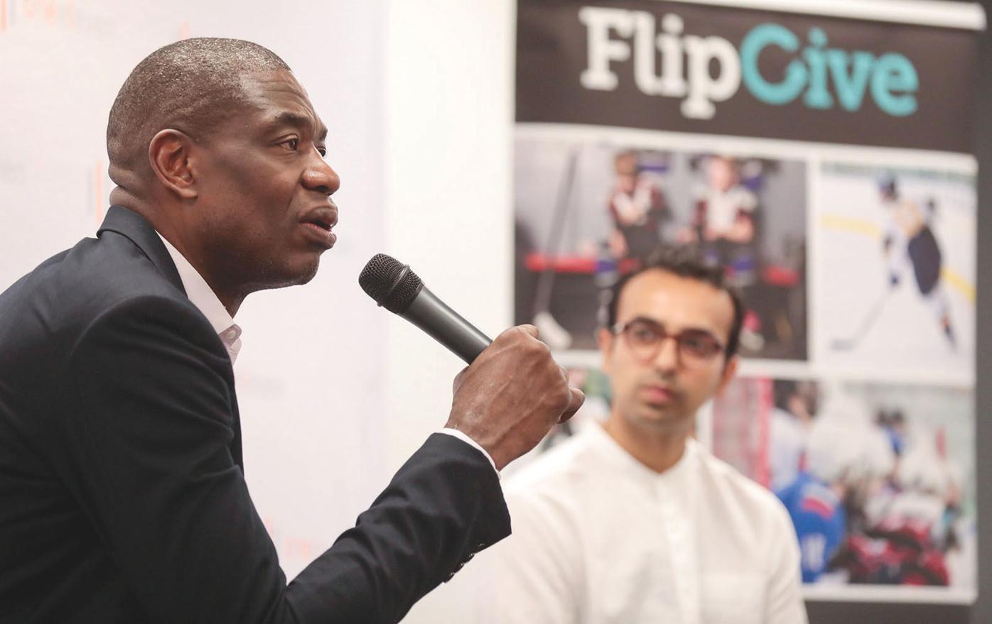 FlipGive 2 ikembe Mutombo Bilal Khan
