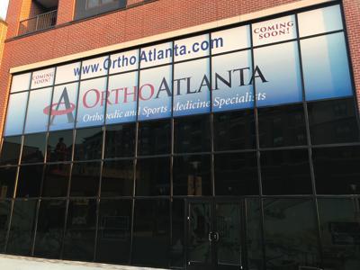 OrthoAtlanta The Battery Atlanta