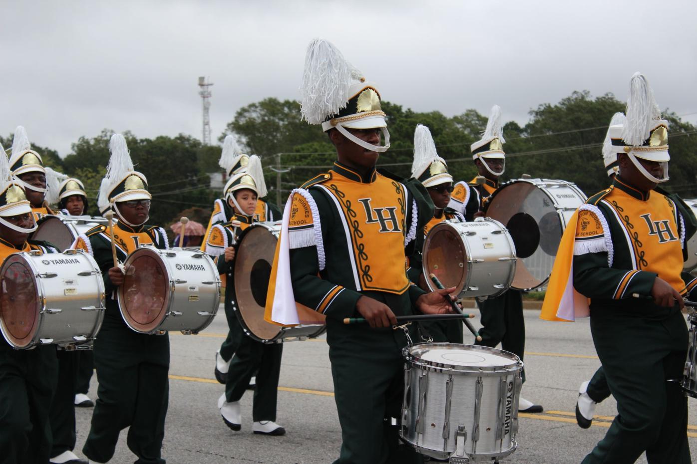 Langston Hughes band