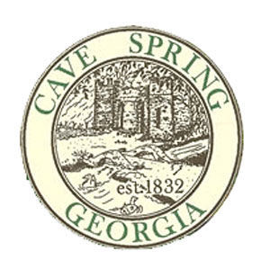 City of Cave Spring logo