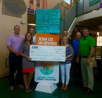 LGE Community Credit Union partners with YMCA of Metro
