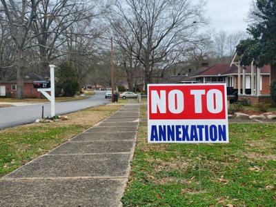Celanese annexation