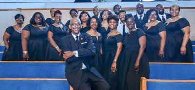120419_MNS_nativity_scenes_002 Lee. C. Franklin Psalms 150 Choir