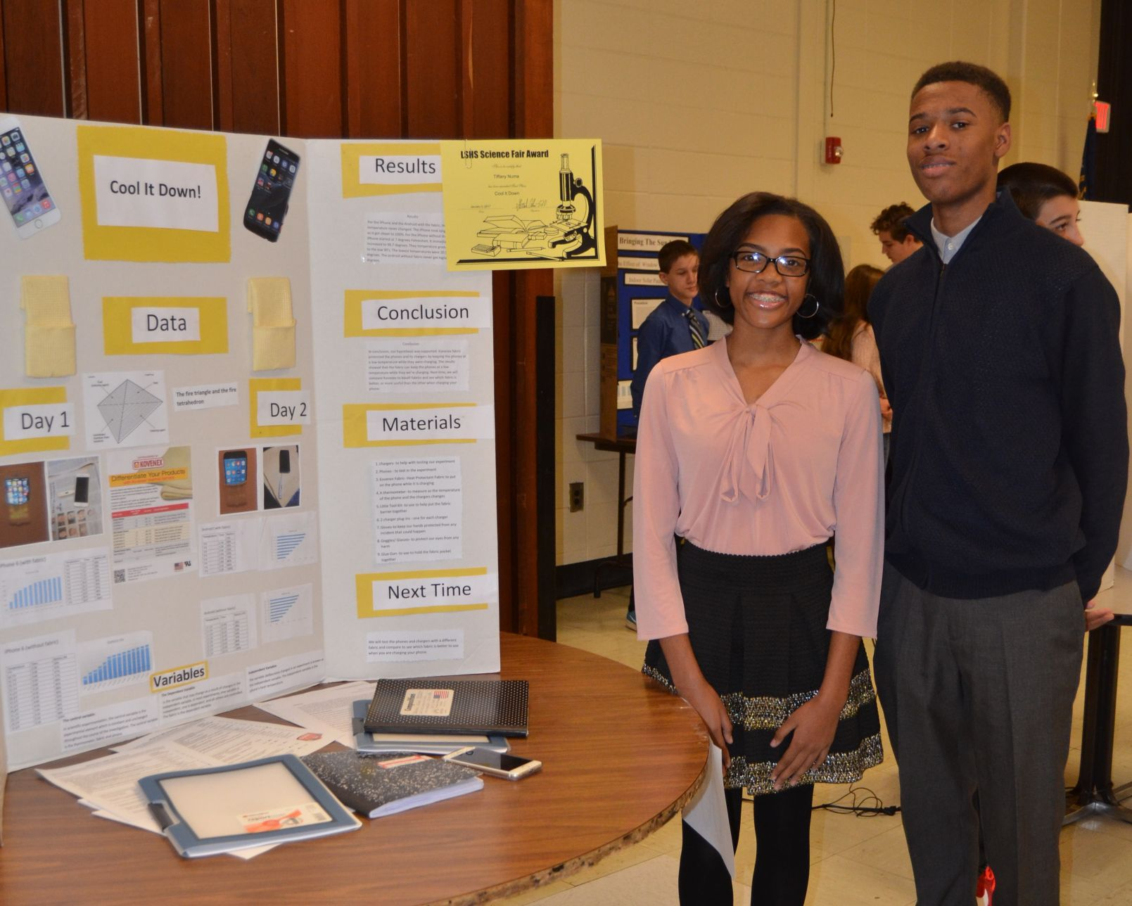 hiram high school capstone project