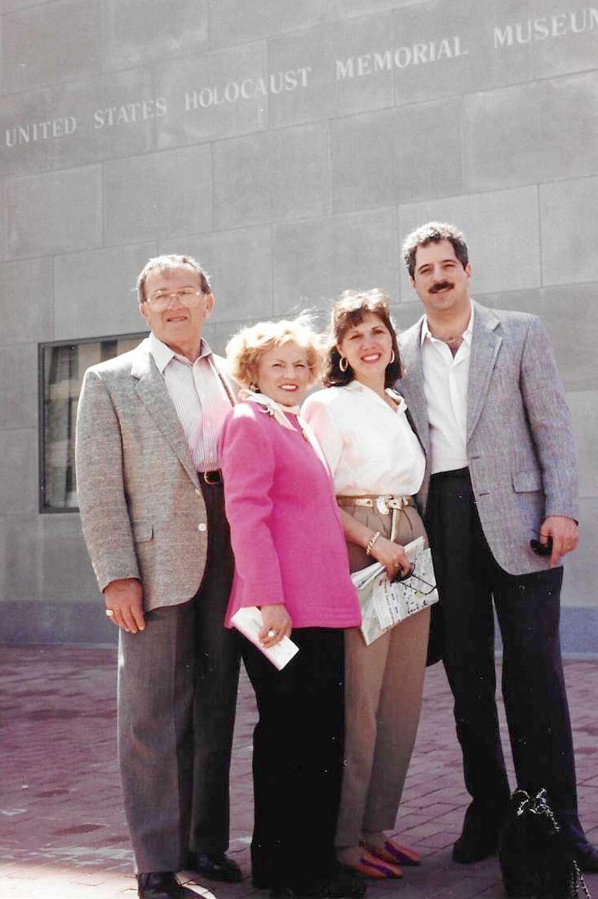 012021_MNS_Holocaust_event_002 Karen Edlin Andrew Edlin Lola Lansky Rubin Lansky