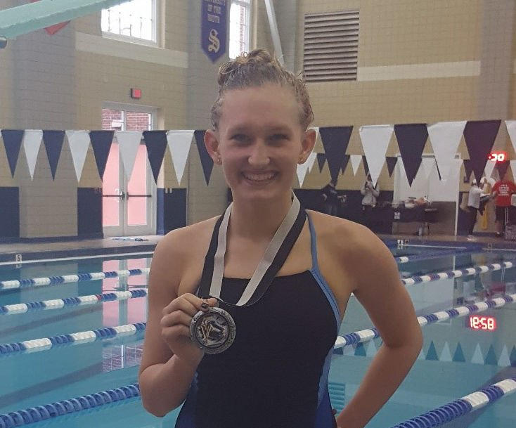 North Paulding Swimmer Advances To Finals In State Championship Meet West Georgia Neighbor Mdjonline Com