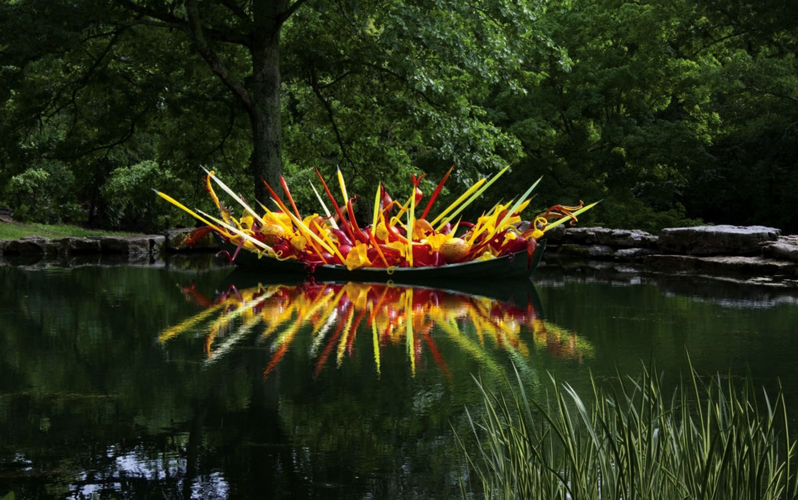 Beau NS 5.25 Chihuly In Garden 1. U0027