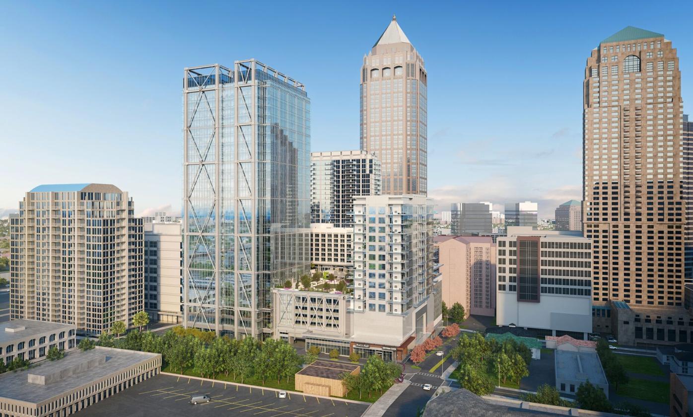 012721_MNS_Epicurean_hotel_002 Epicurean Atlanta hotel view from West Peachtree Street
