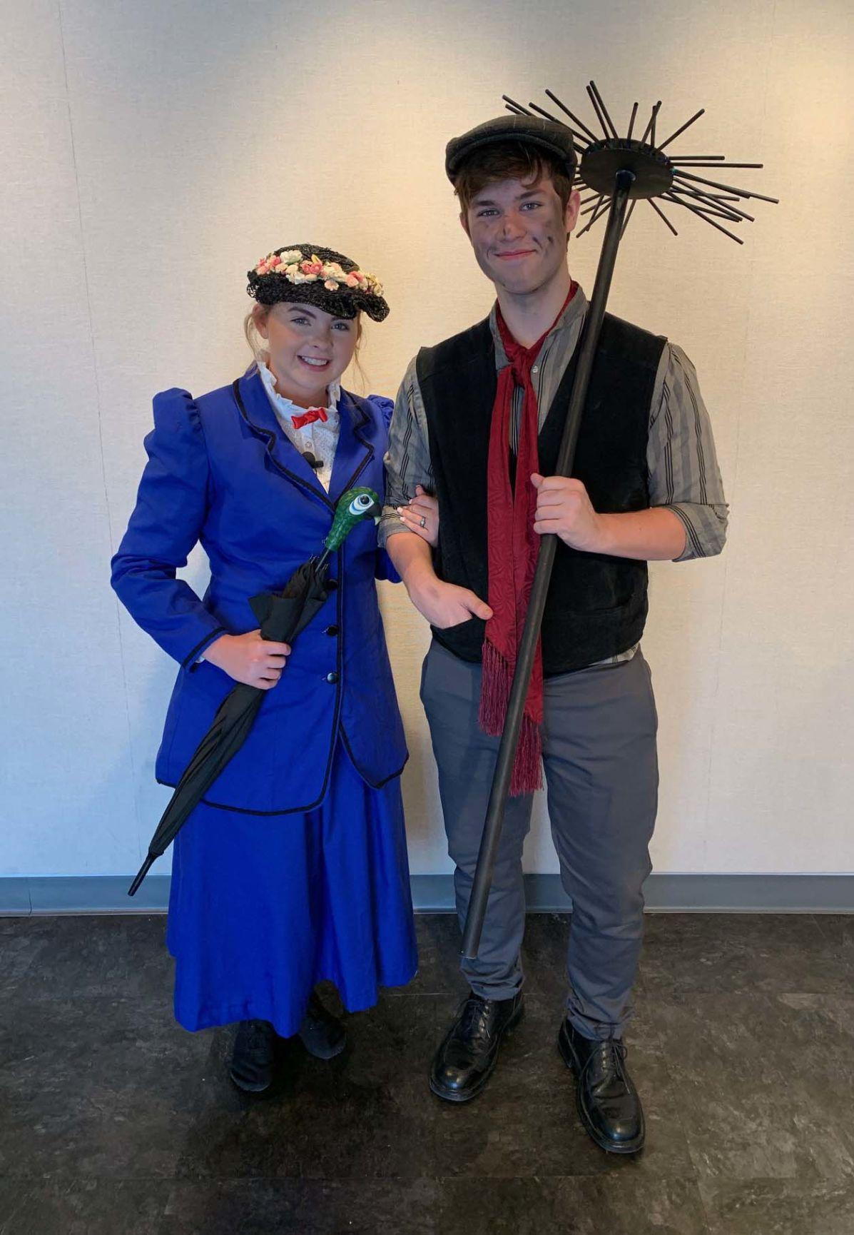 """Mary Poppins Jr"" 2019"