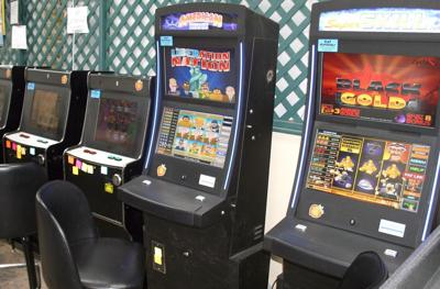 Coin Operated Amusement Machines
