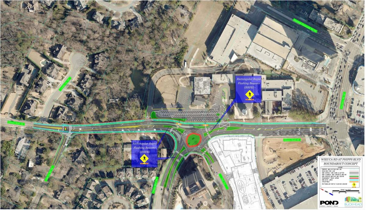 072920_MNS_Buck_projects_001 hipps Boulevard/Wieuca Road roundabout map/image
