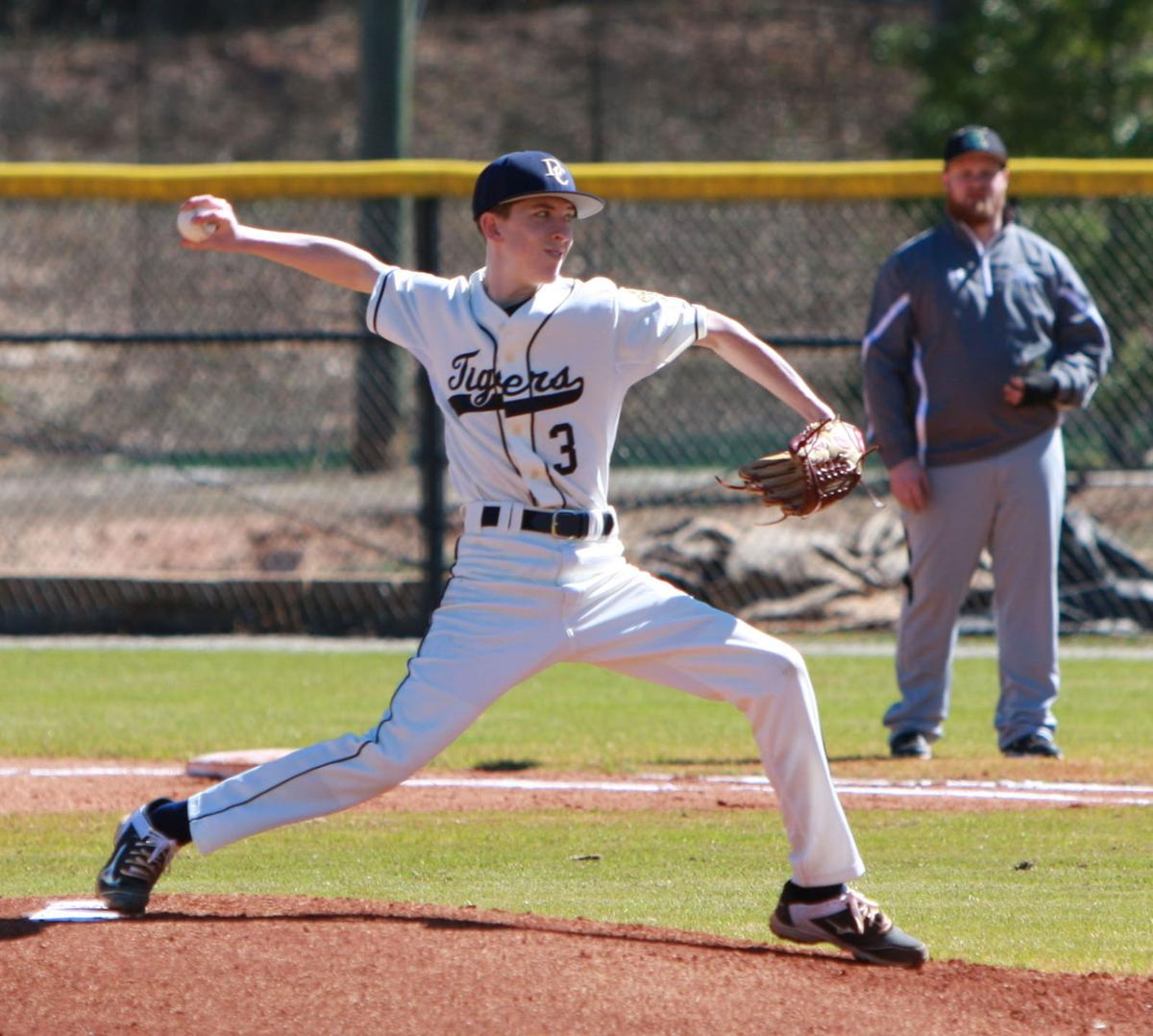 Douglas Programs Enter Baseball Home Stretch
