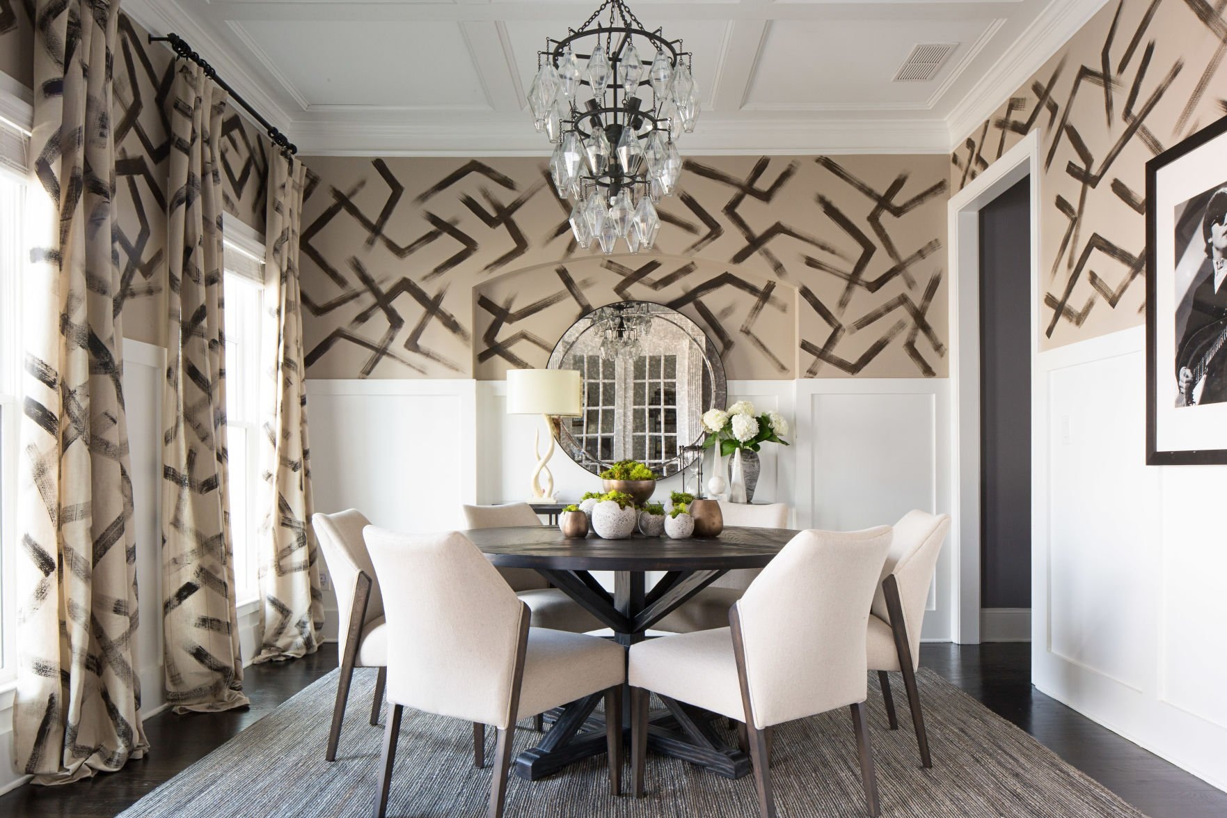 Young upandcoming interior designers Forbes Masters talk