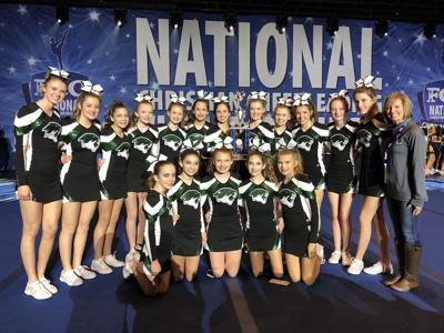 b22c7b3418d Cornerstone Prep s Competitive Cheer Squad places fourth at FCC ...