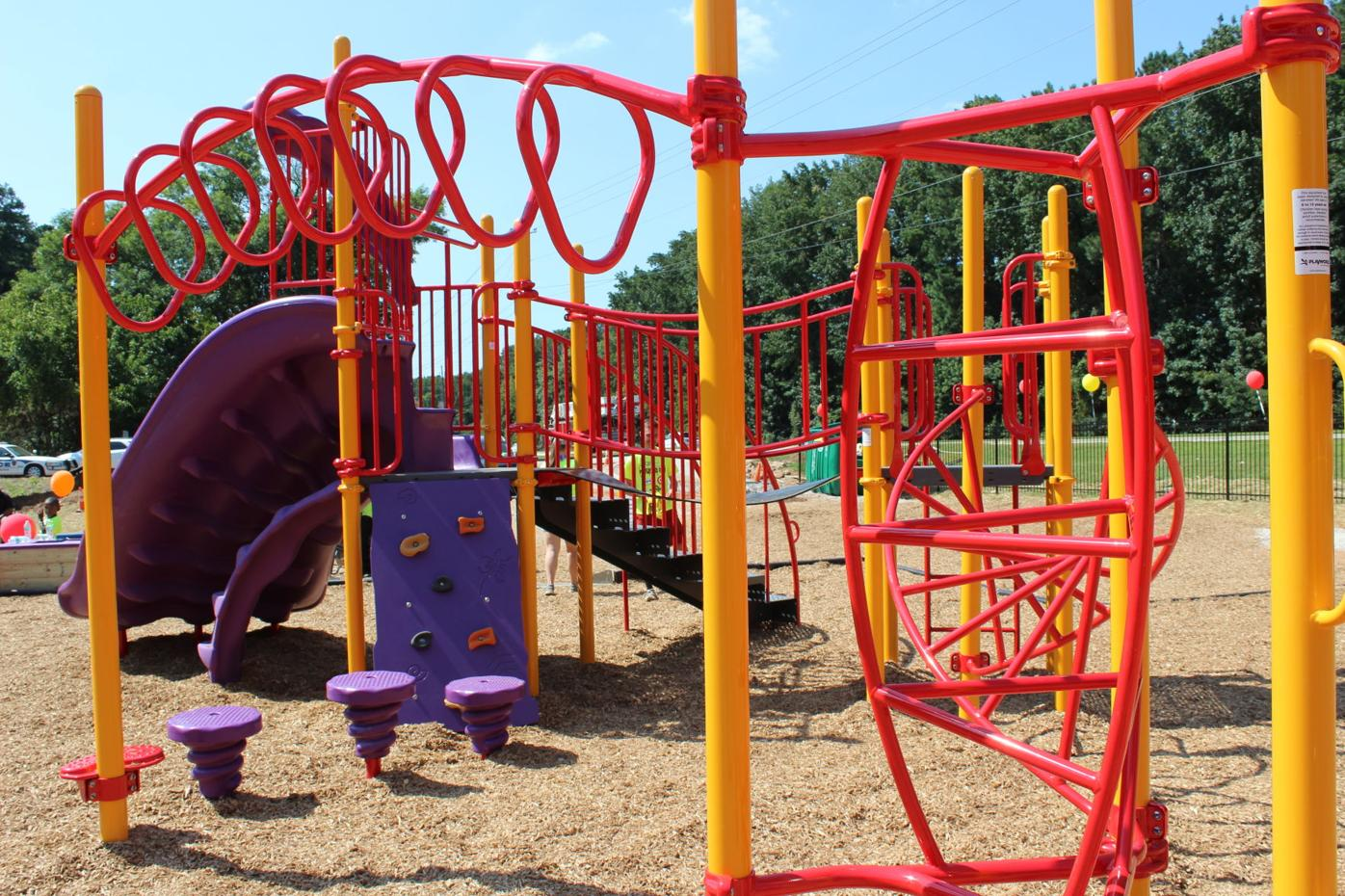 Kaboom Playground Parks And Recreation - MenalMeida