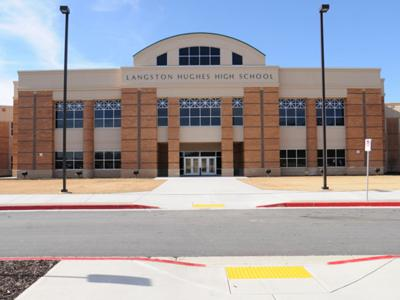 Langston Hughes High School