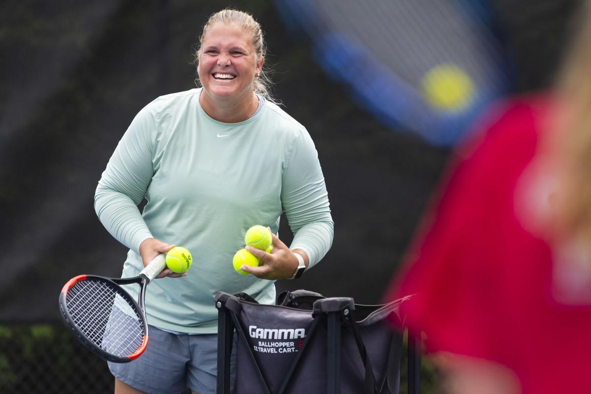 CORRECTION US Open Oudin A Decade Later Tennis