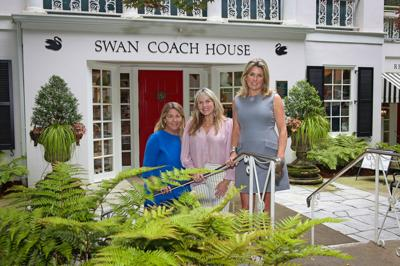 Swan Coach House Flea Market Chairs 2021