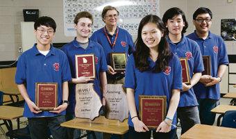 Walton whiz kids head to science bowl