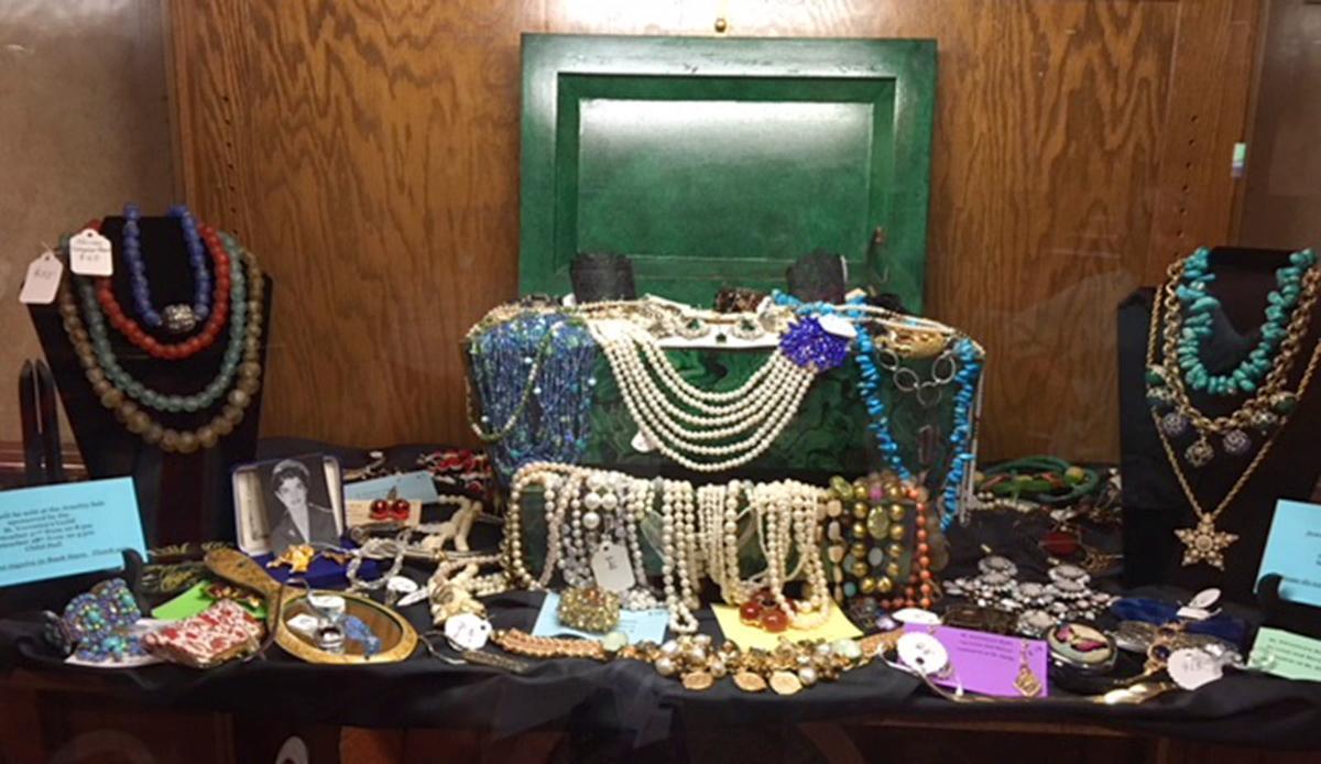 Jewelry fundraiser 2 jewelry