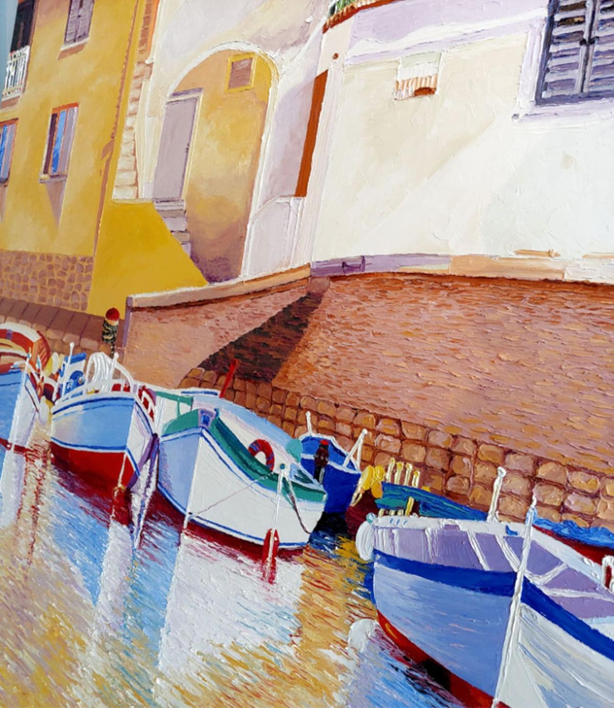 052119_MNS_Dakoro_exhibit_001 Diana Manole painting