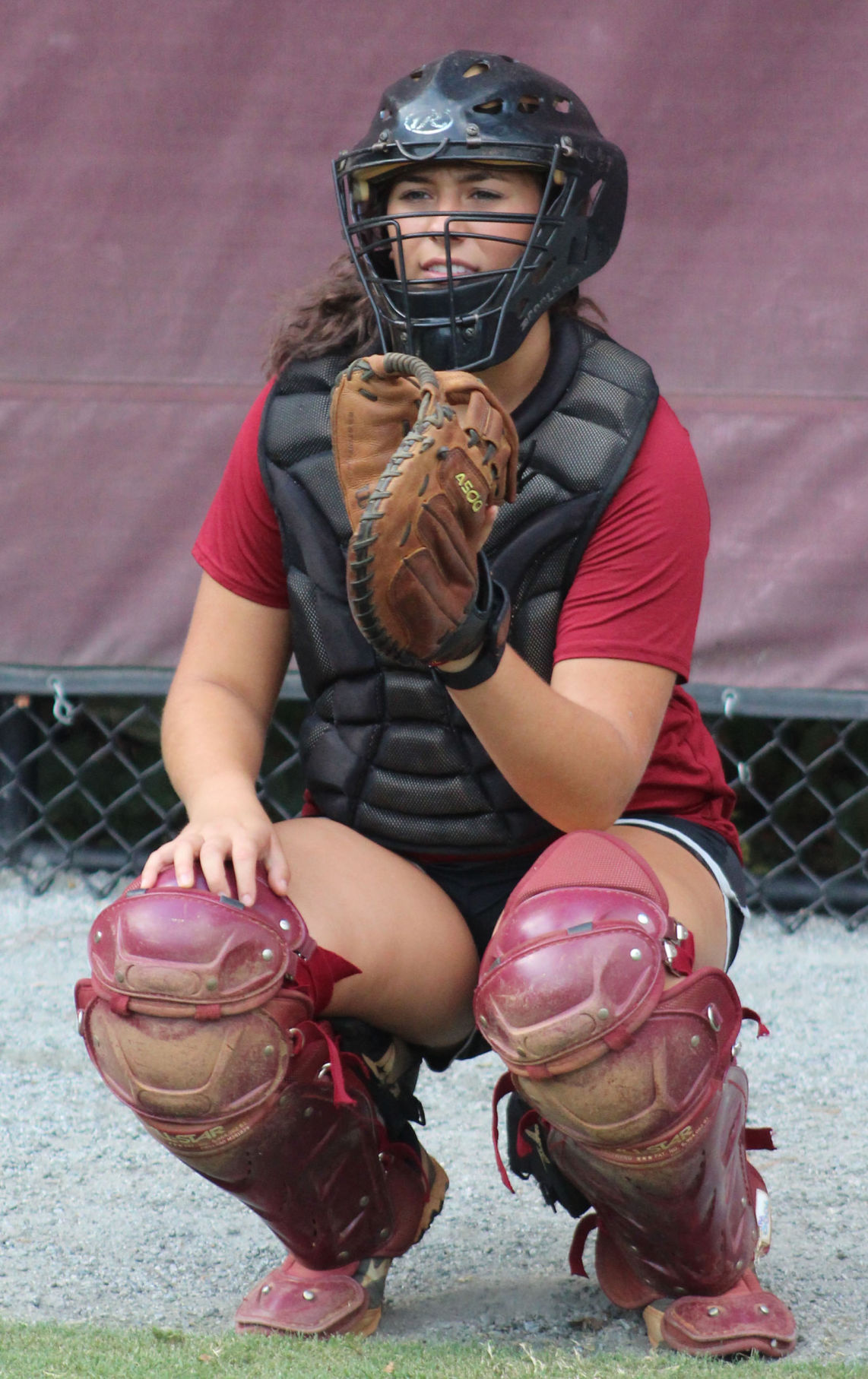 Holy Innocents' softball Hollis Gottlieb