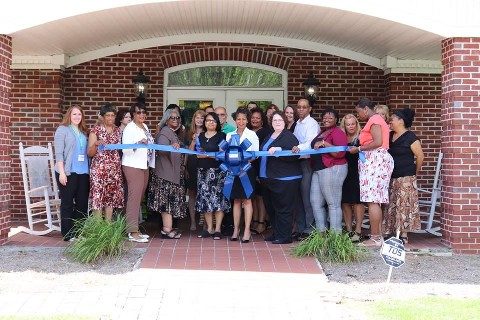 paulding chamber helps domestic violence shelter open community rh mdjonline com
