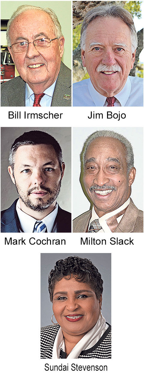 2019 Rome City Commission, Ward 1 candidates