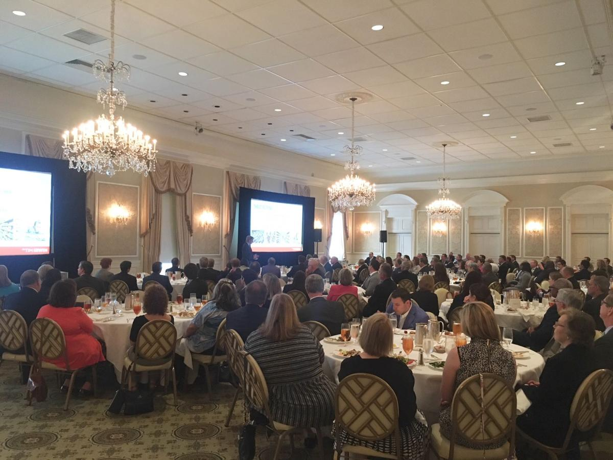 The Bottoms Group Hosts Luncheon Cobb