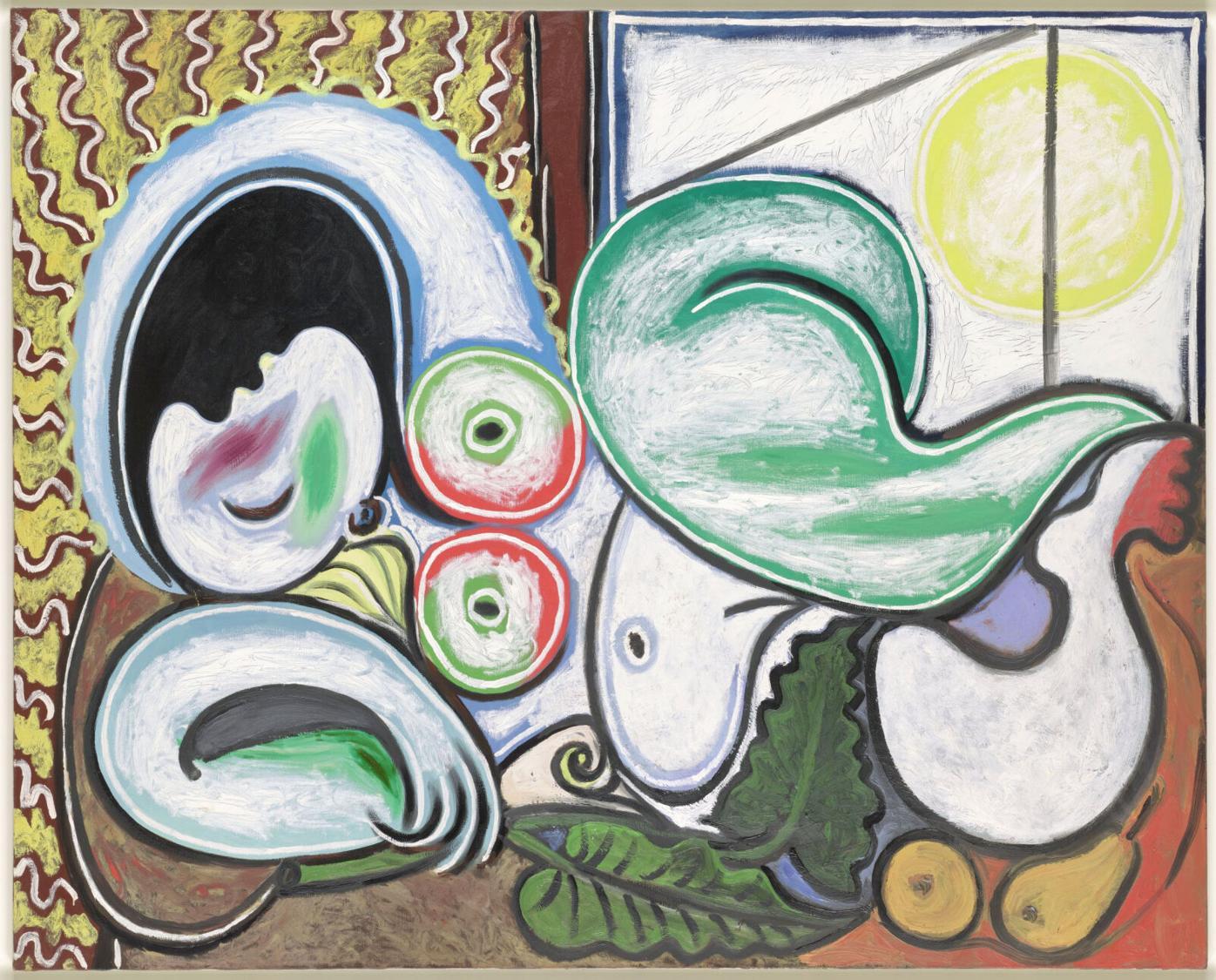 062321_MNS_Calder_Picasso_004 Pablo Picasso Reclining Nude