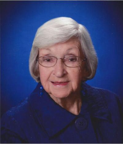 Katie Blanche  Morris