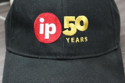 Inline Plastics logo cap
