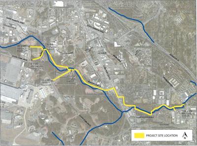 Rottenwood Creek Trail phase one