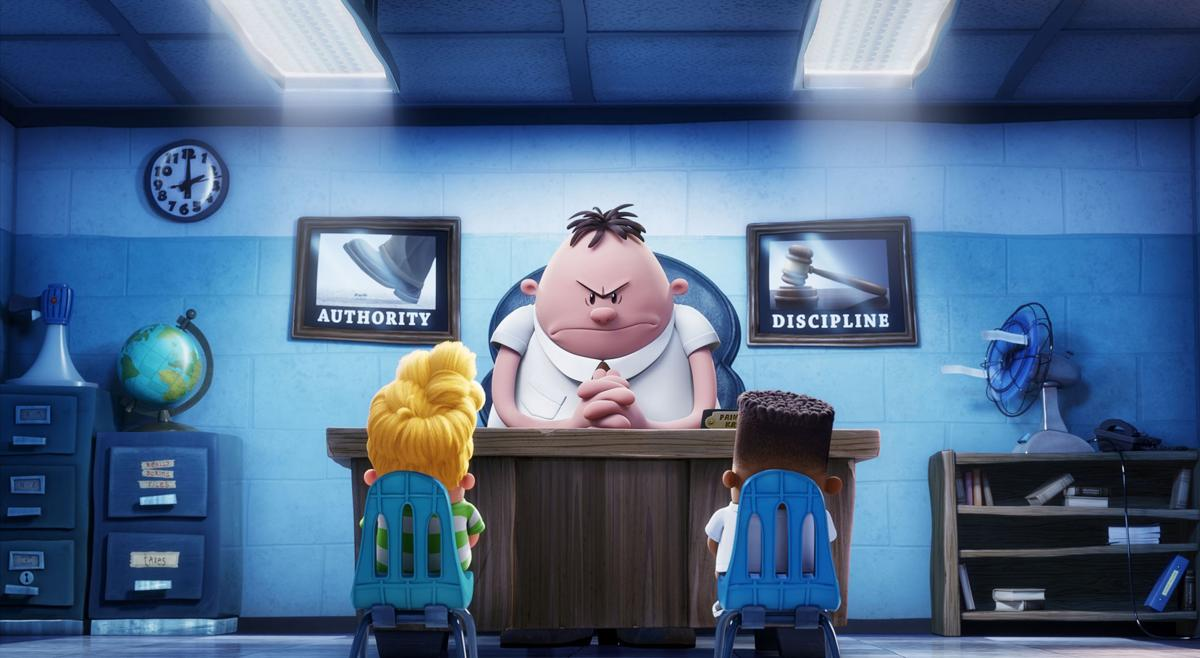 Review Captain Underpants Great Fun For The Whole Family Cobb Life Magazine Mdjonline Com