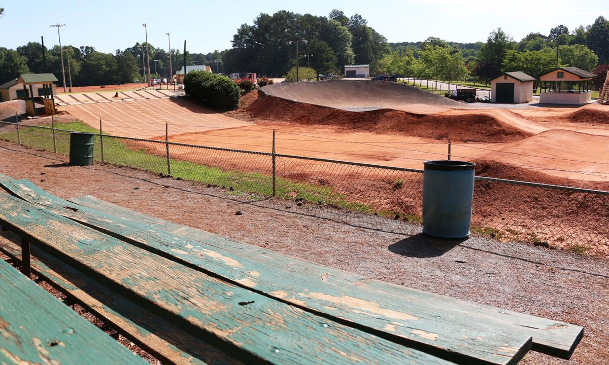 cobb to consider contract for bmx track improvements news