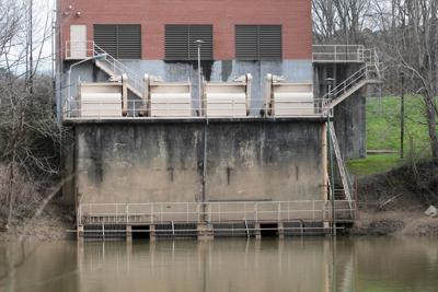 Oostanaula water intake station virtually shut down