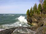Cave Point County Park. (Photo / Jon Jarosh/Door County Visitor Bureau)