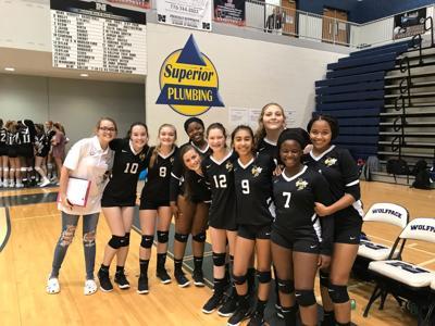 Rockmart Volleyball 2019