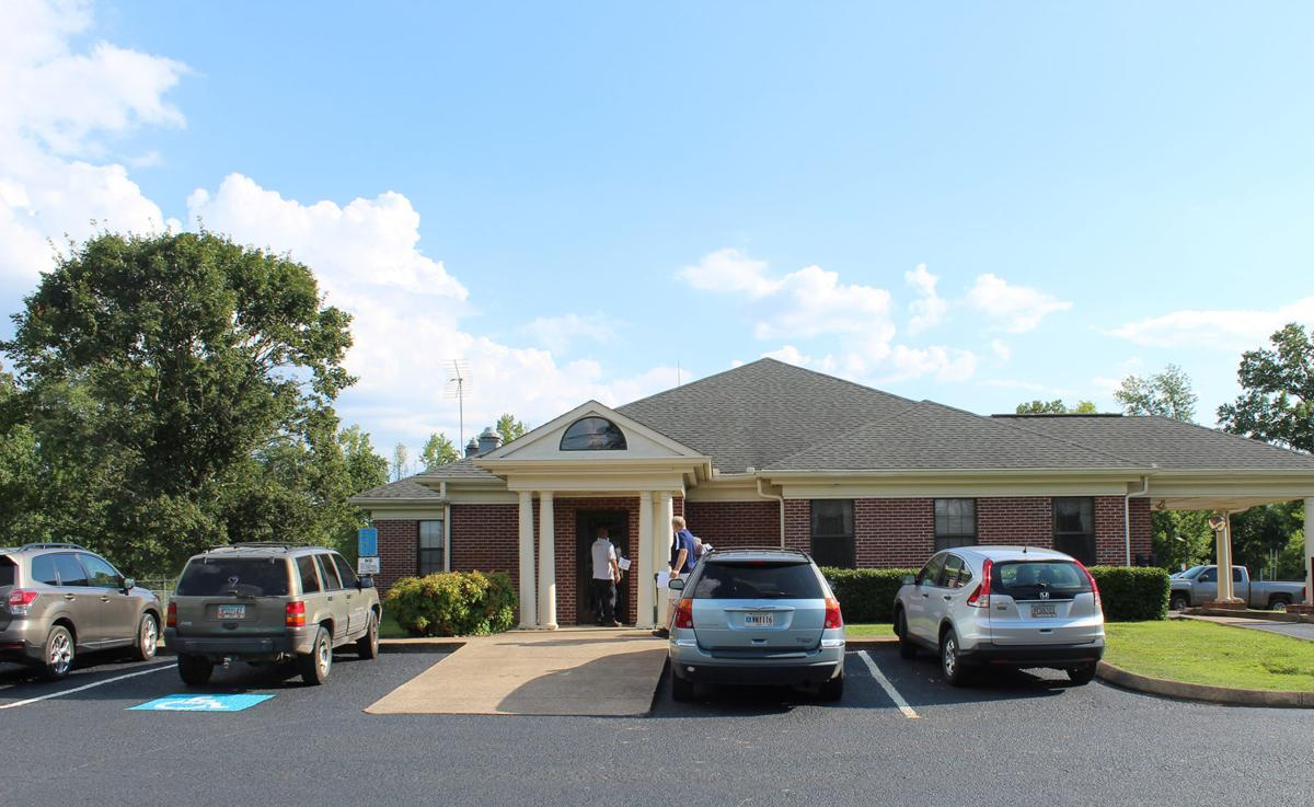 Walker County Water and Sewerage Authority building